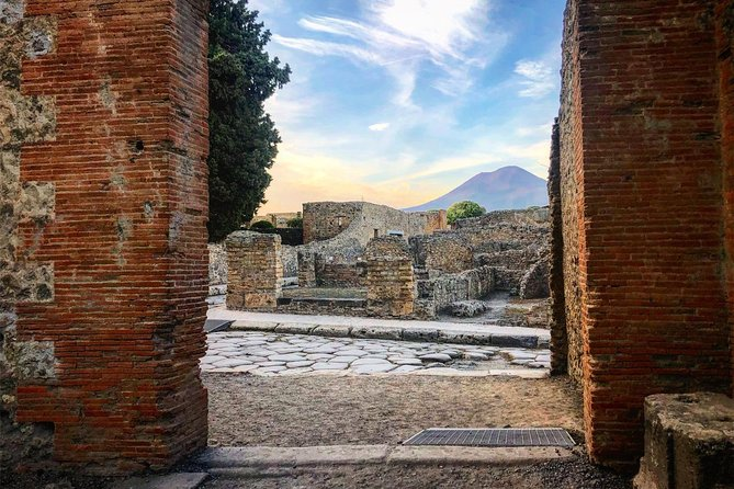 Pompeii,Vesuvius with Lunch & wine tasting from Sorrento Coast photo 7