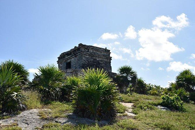 Tour 4 places in 1 VIP - Tulum, Cenote, Coba & Playa Del Carmen