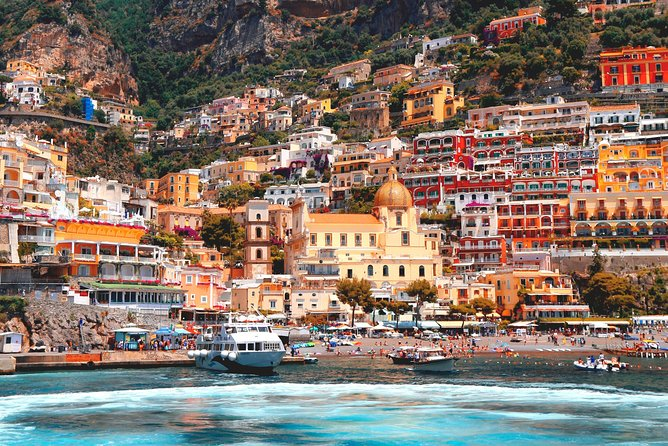 Rome to the Gems of Amalfi Coast: Positano, Amalfi and Ravello (max 16 people)