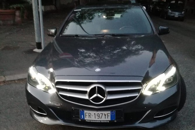 Private Transfer: Ciampino Airport (CIA) to Salerno and vice versa photo 10