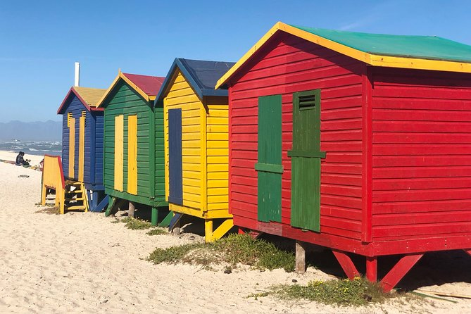 Private Cape Peninsula Day Tour