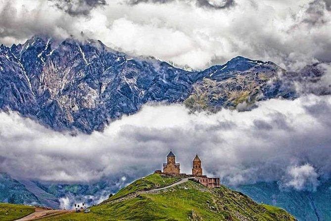 Beautiful Kazbegi