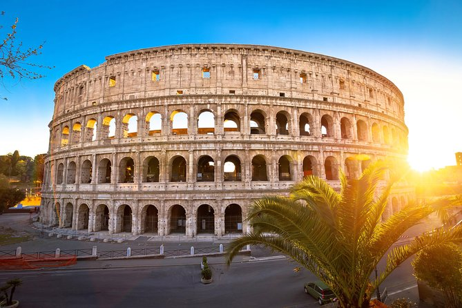 Small Group Colosseum, Forum & Palatine Skip-the-line Walking Tour