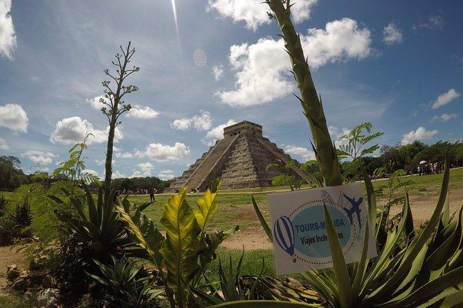 Chichen Itza Tour - Cenote - Hacienda and Valladolid