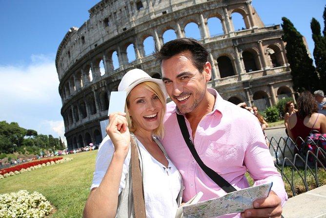 Colosseum, Roman Forum, Palatine Hill English Visit