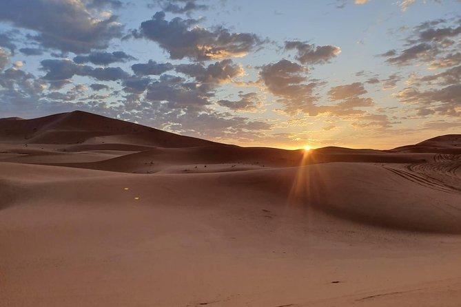 5days Marrakech to Fes via desert& AitBen Haddou Ouarzazate Private Tour Package