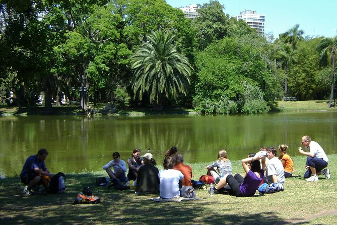 Urban Lake and Woods Buenos Aires Bike Tour photo 3