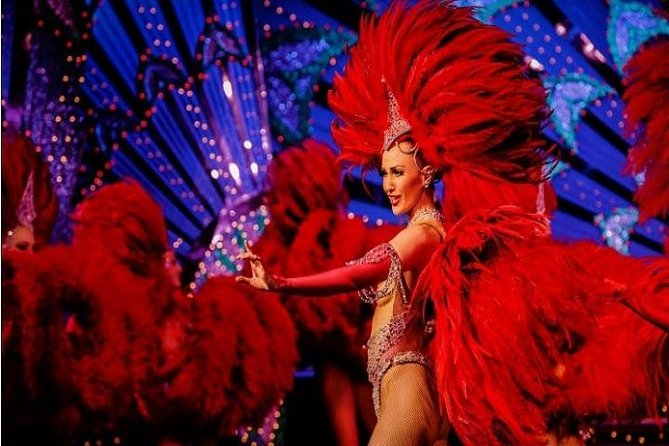 Moulin Rouge Champagne Show - 9 pm
