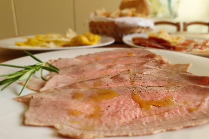 Taste the cuisine of Parma