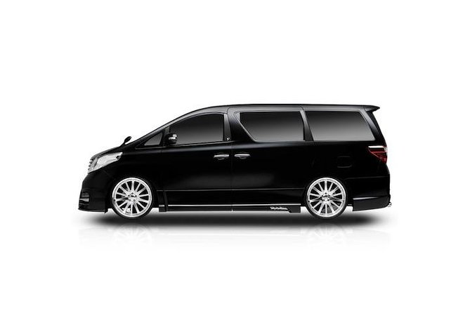 Private Van Transfer Airport To Hotel