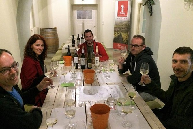 5. Wine tasting: The modern wines of Greece with BBQ in the vineyard