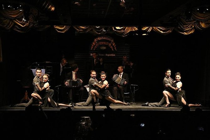 Tango Show at La Ventana with optional dinner in Buenos Aires