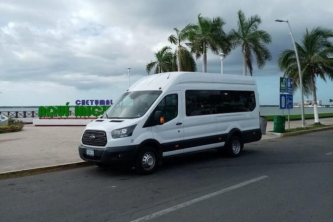 Transfer from airport to Hotel Zone / Cancun downtown