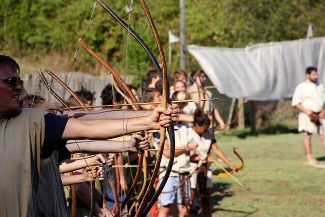 ROME: Participate to a gladiators and legionaries training reconstitution