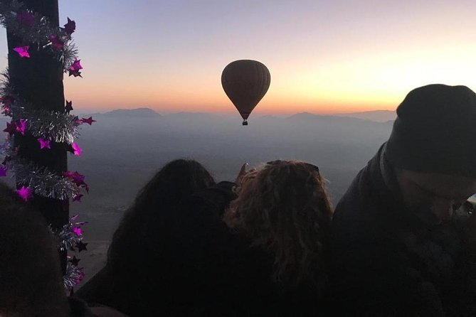 Private Sunrise Atlas Mountain Balloon Ride with Berber Breakfast and Camel Ride