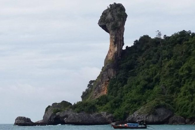 One Day Tour to 4 Islands from Ao Nang, Krabi Province