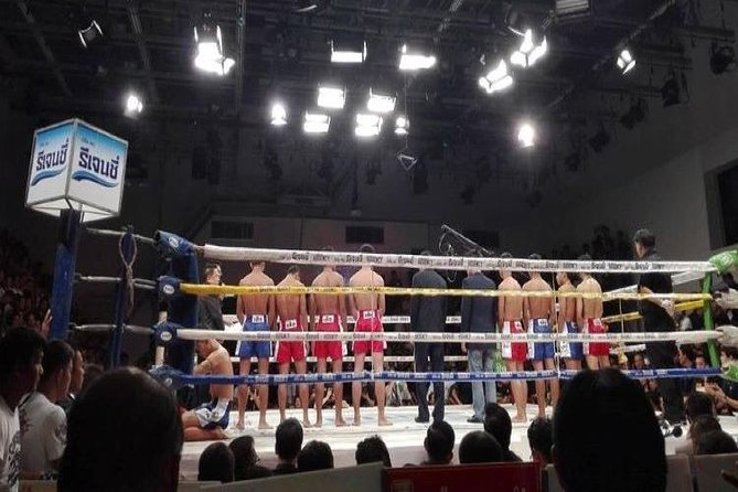 Watch MuayThai Fight With The Local Expert (V.I.P Seat) photo 4