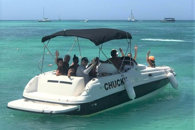 Private Chucky Aruba Swim & Snorkel 2 hours trip