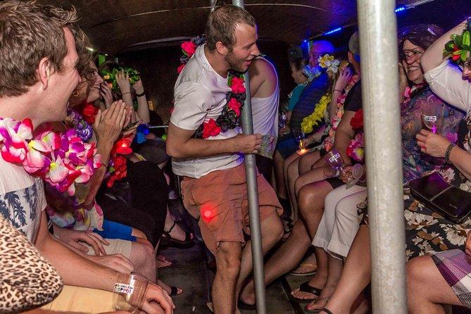 4-Hour Rarotonga Going Troppo Nightlife Tour