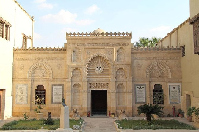 Private tour to the Coptic Museum and tour to the famous old arts