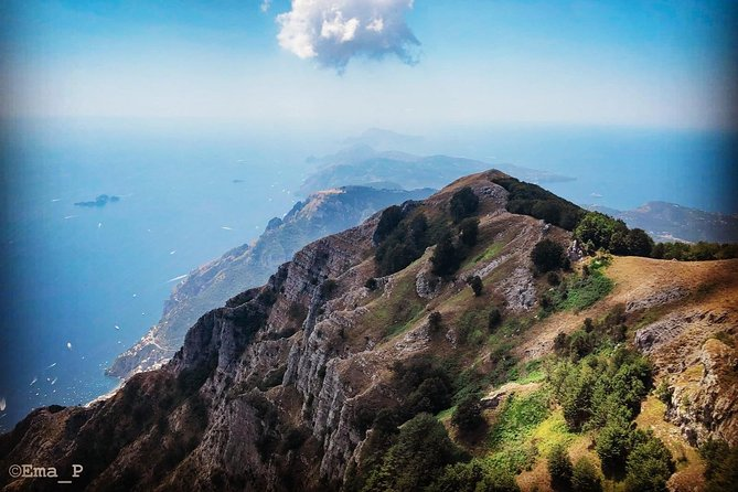 Hiking on the Amalfi Coast, Lattari Mountains, Cilento Alburni Cervati