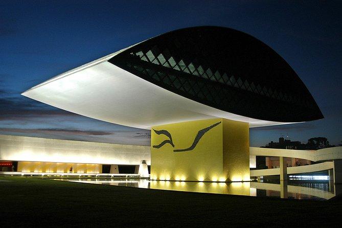 Ingresso Oficial: Museu Oscar Niemeyer - Curitiba