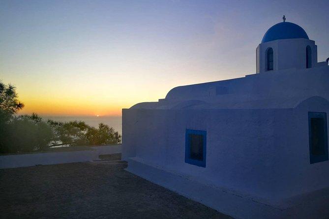 Santorini Sunrise Tour