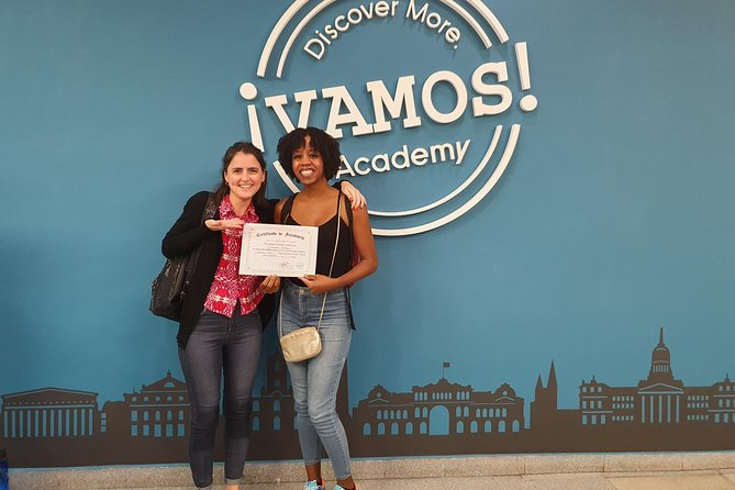 Individual Spanish Classes in Buenos Aires - Vamos Academy