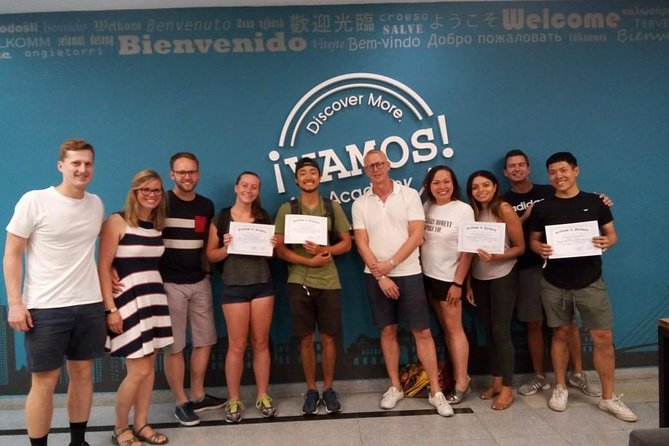 Ultimate 1 Day Spanish Crash Course in Buenos Aires | Vamos Academy