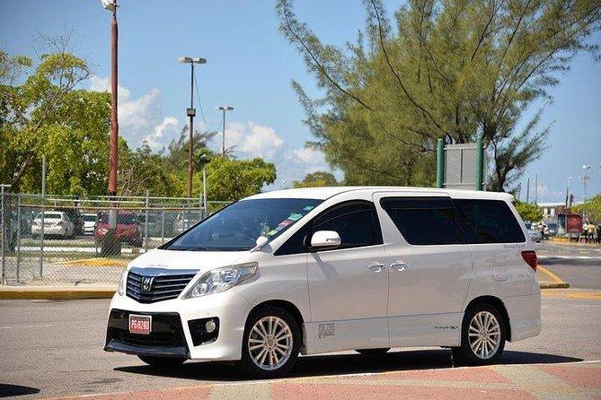 Runaway Bay Hotels Transfer Between Montego Bay Airport