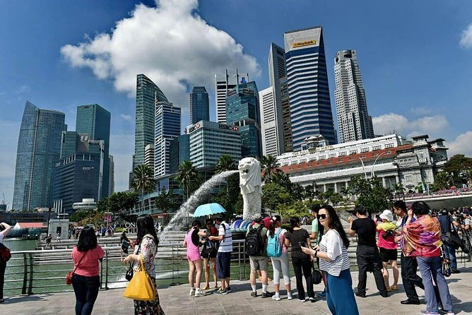 Eat 8 Singapore Foods & See 30+ Top Singapore Sights Tour