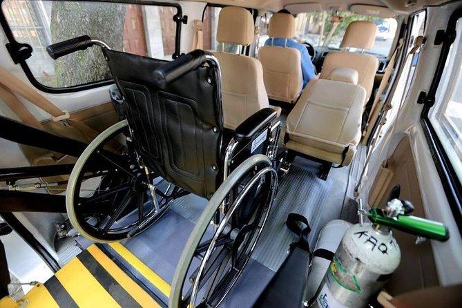 PRIVATE Transfer JMC Airport - Person in Disability (PeSD)
