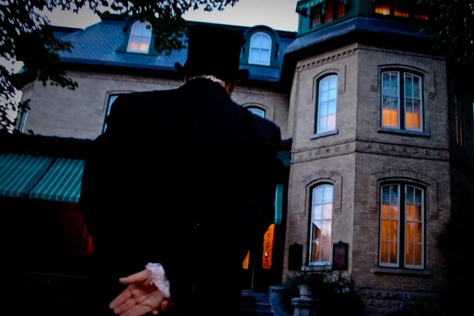 The Haunting at Laurier House: A Paranormal Adventure in Ottawa photo 1