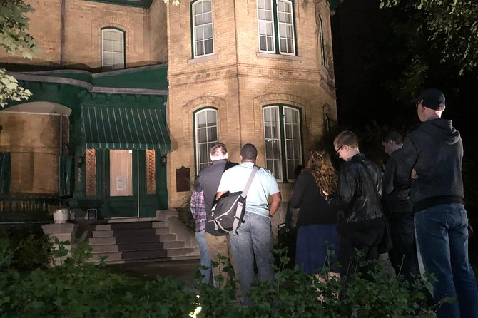 The Haunting at Laurier House: A Paranormal Adventure in Ottawa photo 5