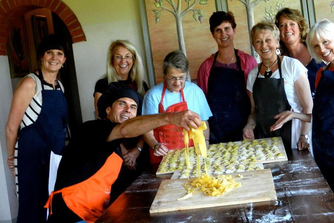 Private Tuscany Cooking Lessons with a Professional Chef