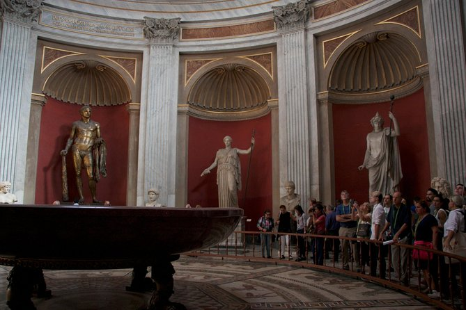 Skip the Line Vatican Tour with Local Trastevere Food Tour Combo photo 14