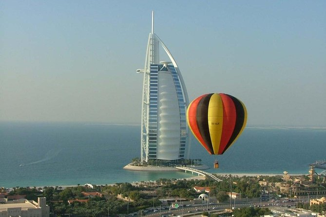 6 nights 7 days Dubai package with 5 star hotel accommodation