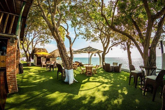 Ilhas Rosário - Casa de Praia Cartagena VIP Fullday