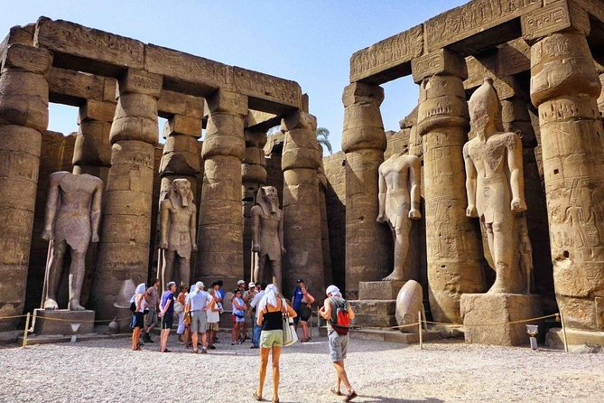 Hurghada To Luxor and Valley of the Kings By Bus photo 13