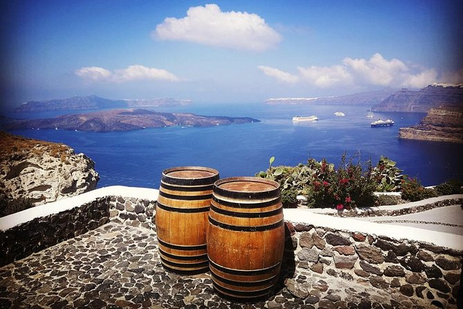 Santorini Romantic Tour