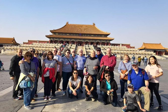 2 Days Beijing Group Tour from Tianjin Port without Shop/Factory Stops