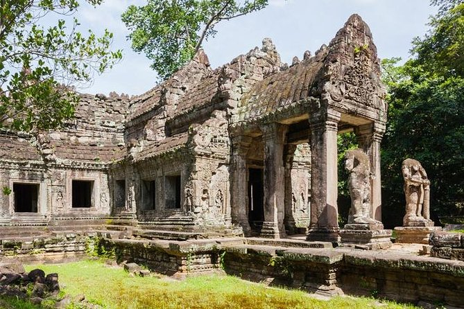 Private Rolous Group and Preah Khan Tour