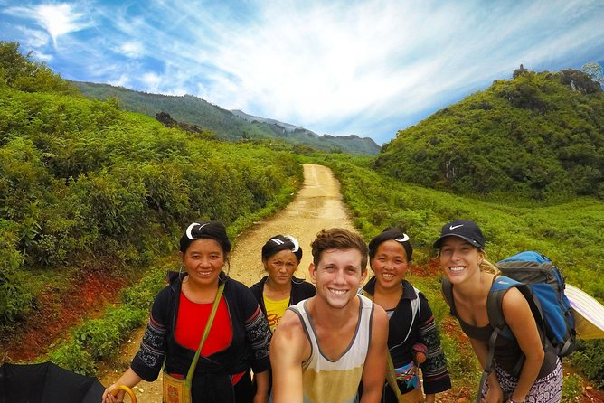 Sapa Tour 2 days 1 night by overnight train from Hanoi