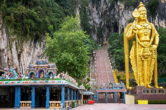 Batu Caves & Selangor Pewter Tour in Half a Day