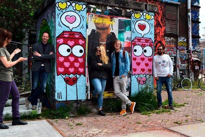 Barcelona Street Art Tour