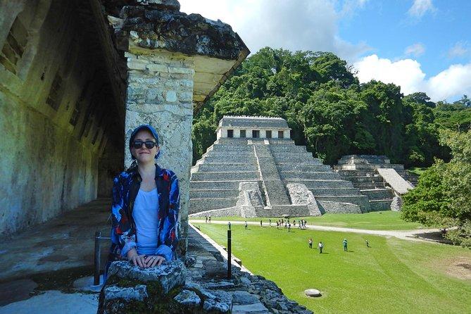 Tour to Palenque and Cascada de Misol Ha