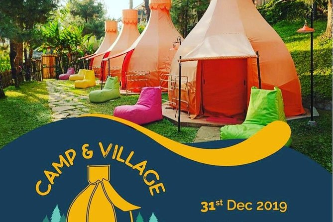 Camp & Village New Year Eve 2020