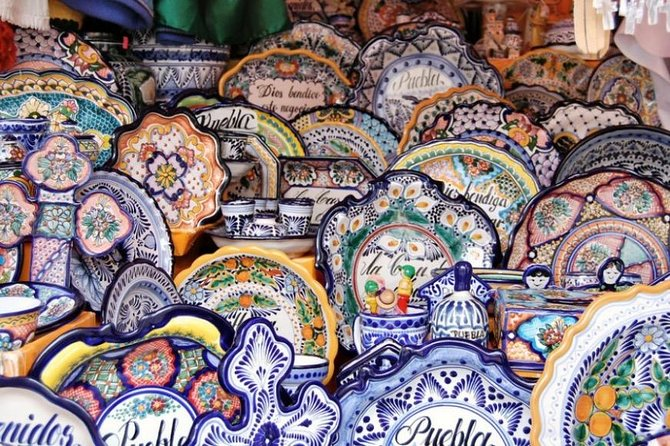 Puebla Talavera Art Private Tour and Workshop