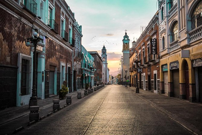 Private Puebla City Tour with Admission Tickets