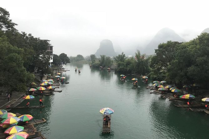 2-Day Private Yangshuo Trip By Round-way Bullet Train From Guangzhou photo 8